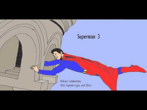 Superman 3 Commentary Podcast