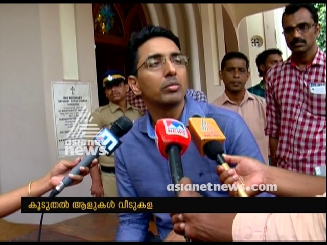 More than half of the flood victims returned to home at Pathanamthitta