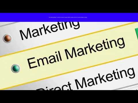Marketing Video  In Central London London North London Central London Greater London