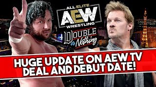 AEW TV Show Debut Announcement Coming Soon? + Jericho Teases Possible AEW Video Game!