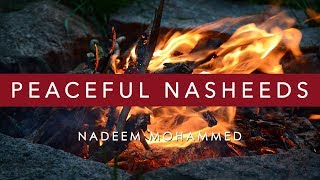 Download Lagu Nadeem Mohammed - Relaxing Vocals With Crackling Fire Sounds (Peaceful Nasheeds) mp3