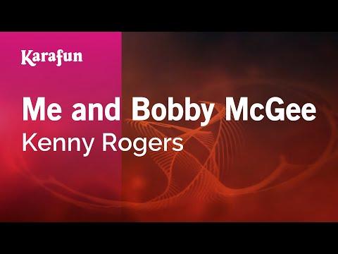 Karaoke Me And Bobby McGee - Kenny Rogers *