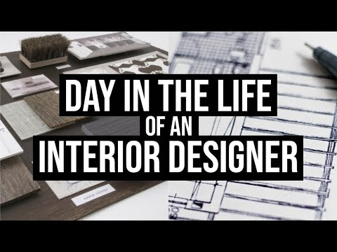 DAY IN THE LIFE OF AN INTERIOR DESIGNER | Shawna Paterson
