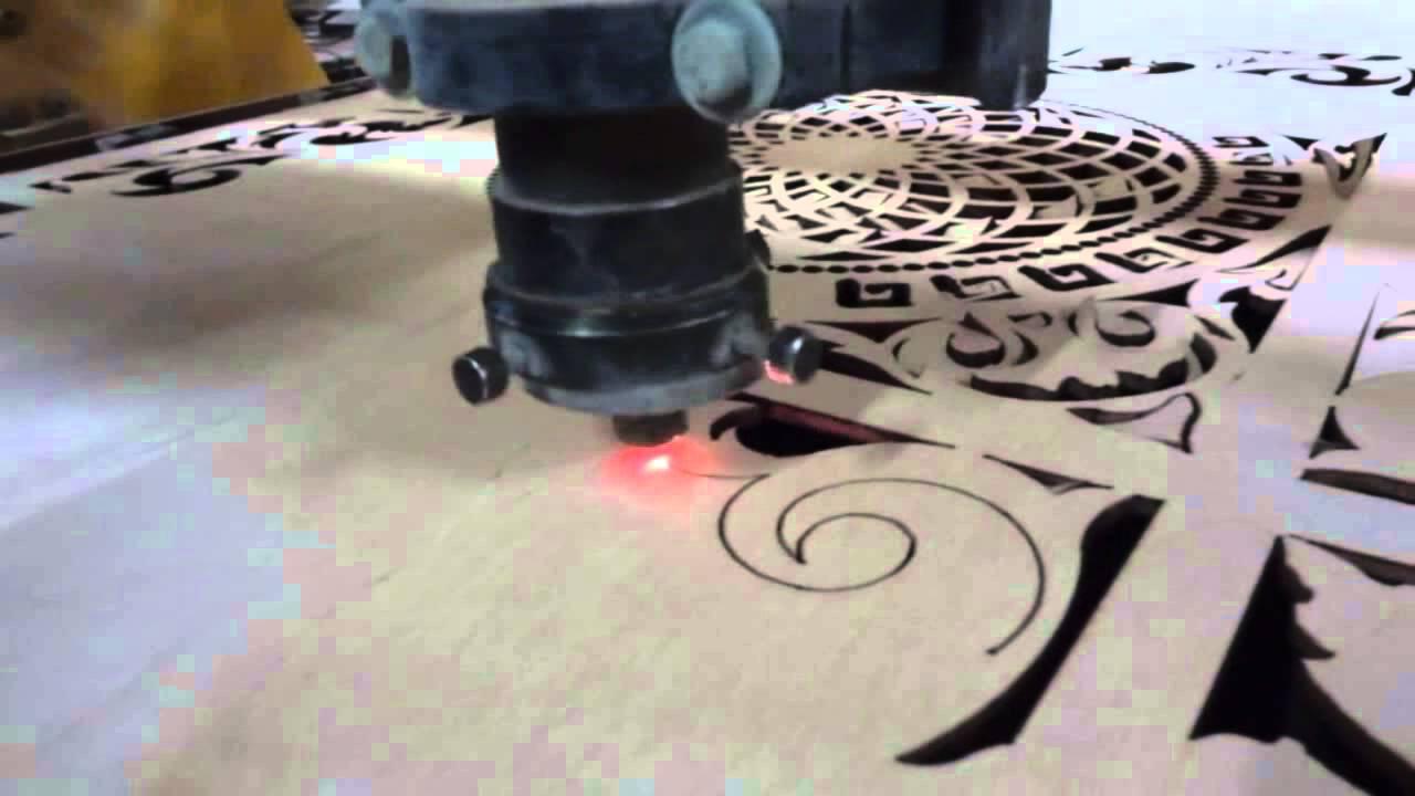 Станок лазерной резки