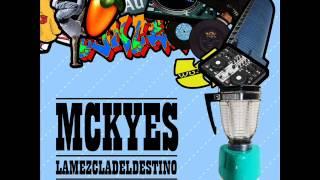 Gambar cover 02.-MCKYES - por amor al rap (showda beat) Prod. L.F.P.wmv