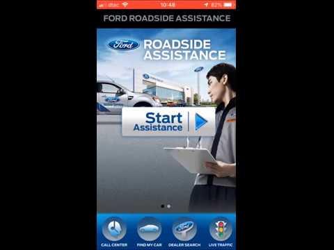 Ford Roadside Assistance Phone Number >> Ford Roadside Assistance By Ford Thailand