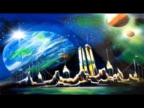Spray Paint Art – Street Art 228