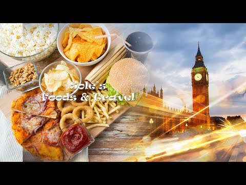 Intro video Sole's foods and travel