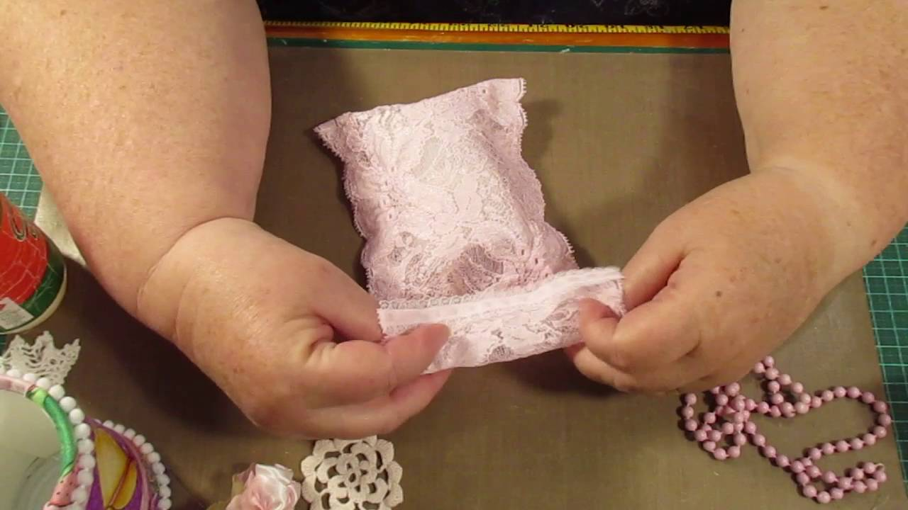 Scented Sachet Tutorial