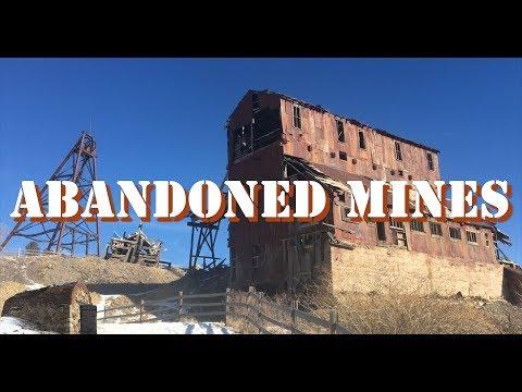 Vindicator Valley - Abandoned Mines & Derelict Mine Shafts