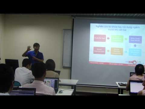 Học SEO Vua tại Vinalink Academy - Demo bài giảng SEO