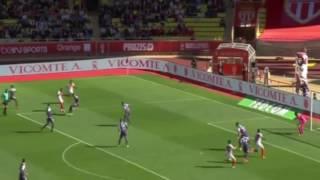 Monaco 3x1 Toulouse - melhores momentos Campeonato Francês-  2016/2017 29/04/2017