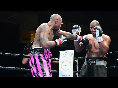 Thomson vs. Scott FULL FIGHT: Oct. 30, 2015 - PBC on Bounce
