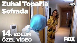 Zuhal Hanım'a güzel sürpriz... Zuhal Topal'la Sofrada 14. Bölüm