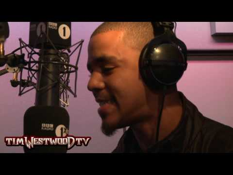 J Cole freestyle - Westwood