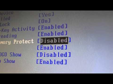 Pentium 4 settings for windows 8 install thumbnail