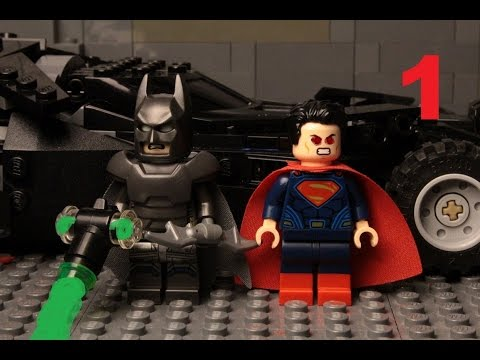 LEGO BATMAN v SUPERMAN: DAWN OF JUSTICE-PART 1