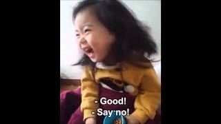 super adorable daughter korea andeyo mom teaches don't talk to strangers