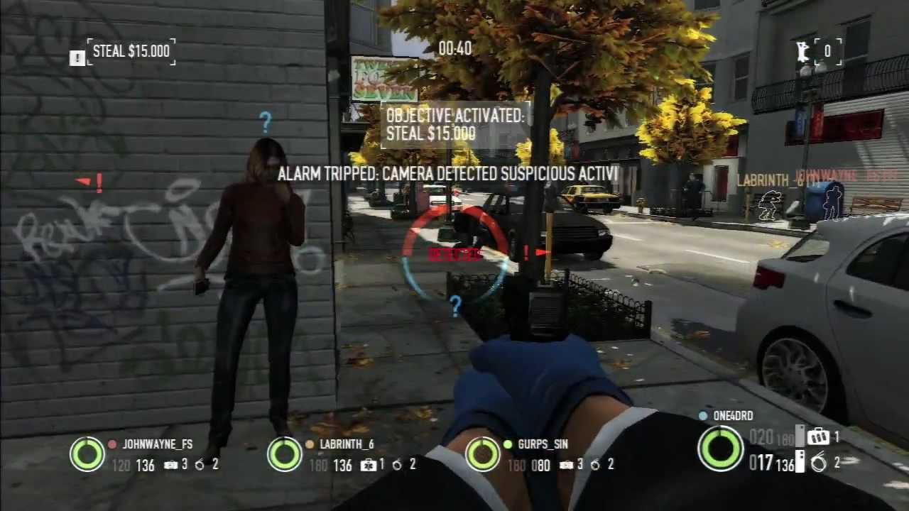 play heist online