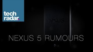 Nexus 5 rumours update: LG back on board?