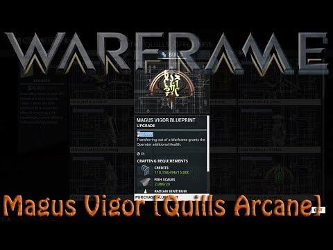 warframe best virtuos arcane