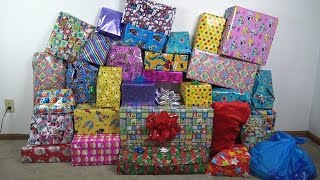 2016 new a lot of candy and presents for kids