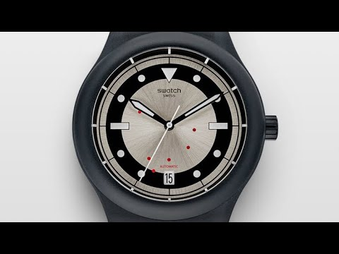 SWATCH WATCH & the HODINKEE SYSTEM 51 Vintage 84 collaboration