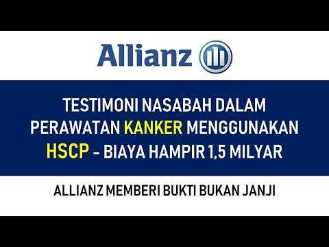 Testimoni Nasabah Allianz Dalam Perawatan Kanker Dengan Menggunakan Kartu Rumah Sakit HSCP