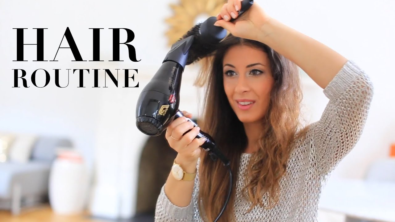 Hair Routine For Naturally Curly Hair Luxy Hair Youtube