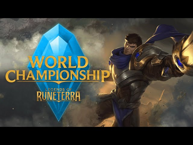 Legends of Runeterra World Championship - Group Stage Day 2