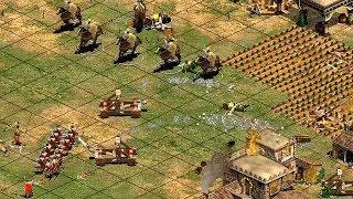 1v1 Arena | Berbers vs Britons | vs Edie