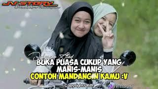 Gambar cover Status wa keren || quotes caption bulan ramadhan cocok buat story wa bulan puasa