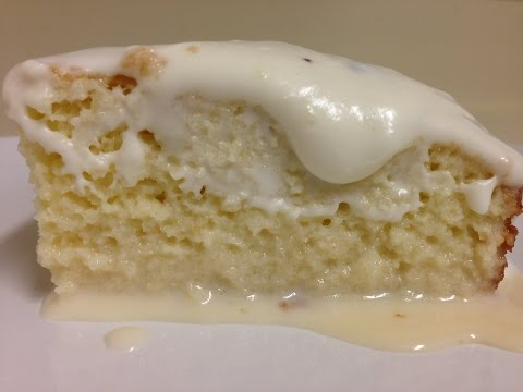 Tres Leches Cake -  Anup Kitchen