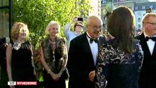Crown Princess Mary attends This Year's Reumert Awards (2011) Thumbnail