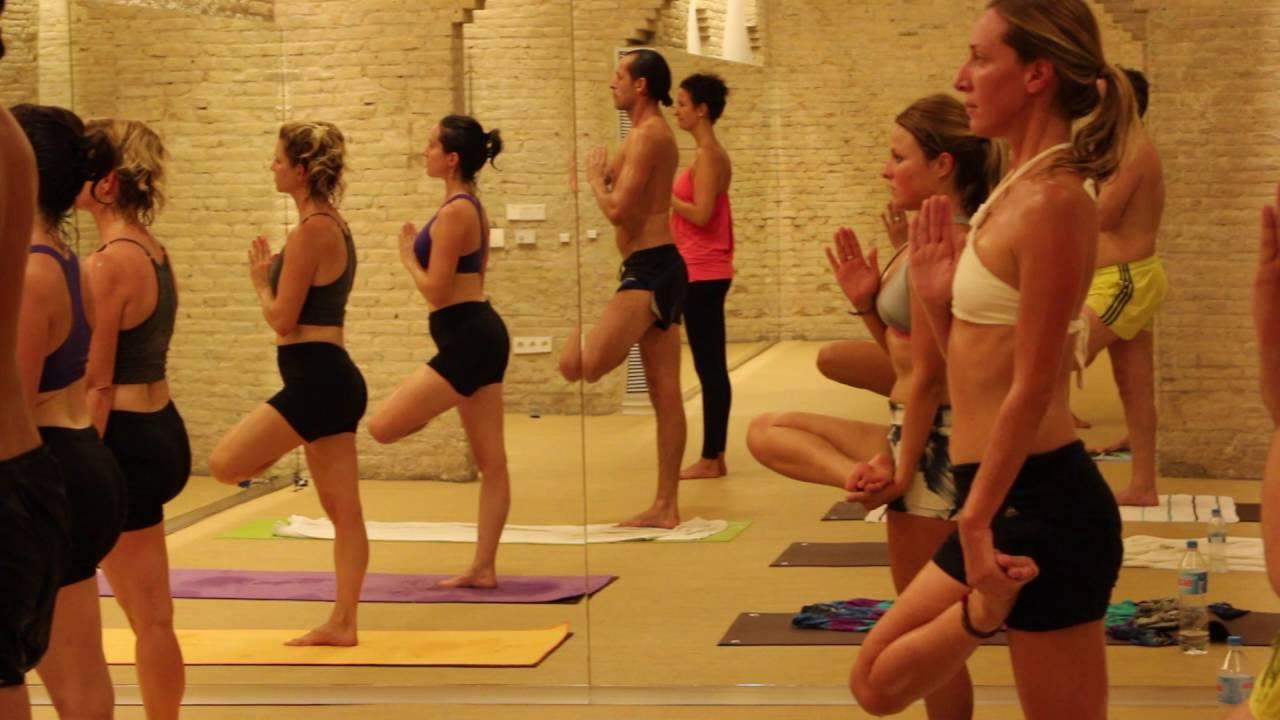 yoga 40 grados valencia