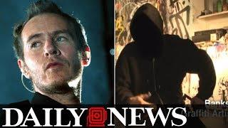British DJ may have revealed identity of street artist Banksy