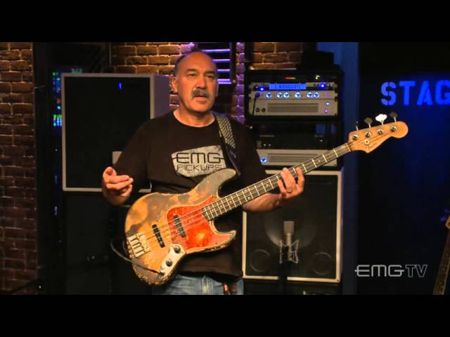 EMG Series One by VOVOX Cable with Bobby Vega