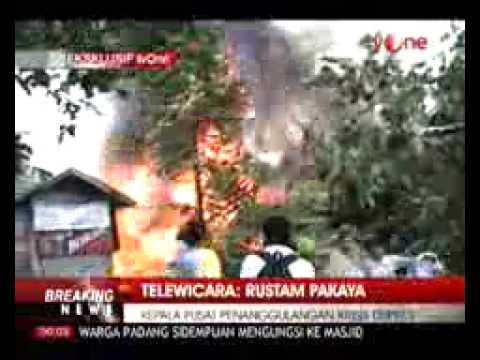 Padang earthquake (Sept 30 2009), Sumatra, Indonesia