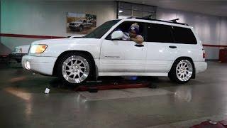 2001 Subaru Forester Coilover Install!