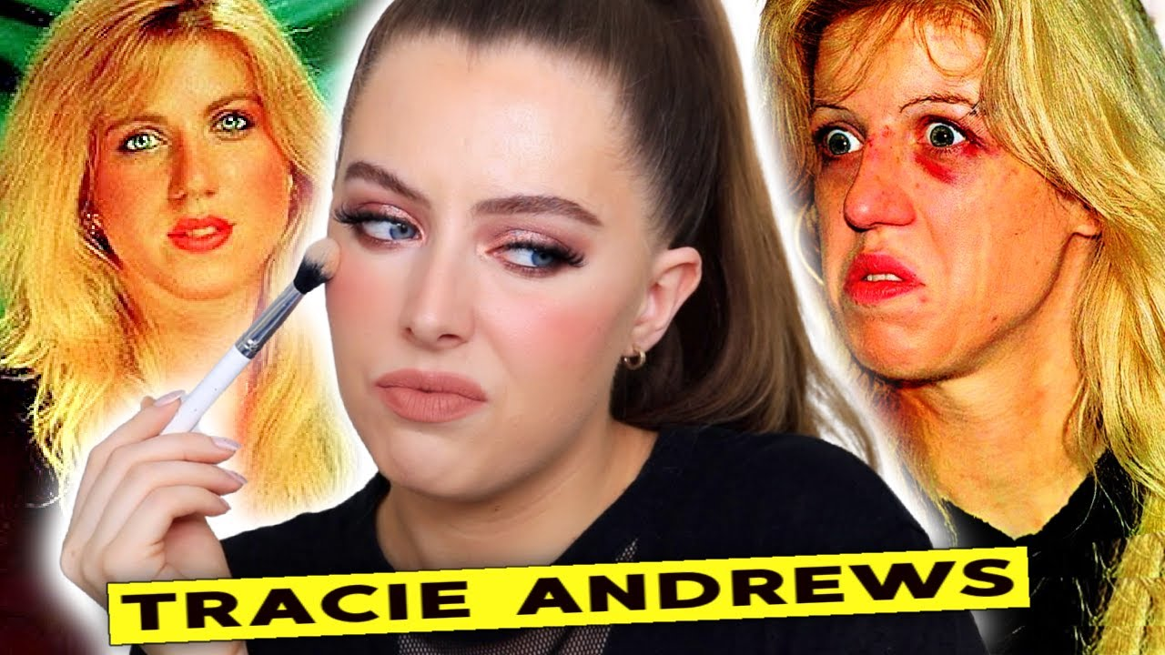 She Tried To Deceive The Nation! The Story Of Tracie Andrews | TRUE CRIME & MAKEUP