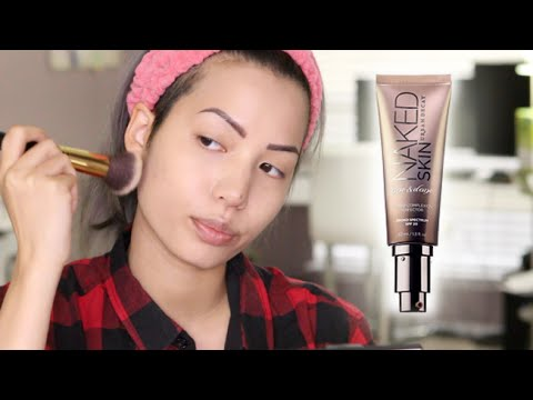 BRAND NEW   URBAN DECAY ONE & DONE REVIEW