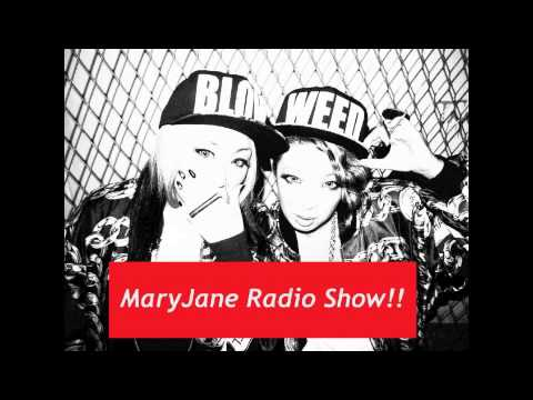 "MaryJane Radio Show ""CAMOFLAG""vol.27"