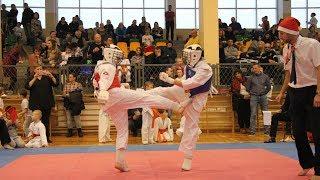 Miko³ajkowy Turniej Karate