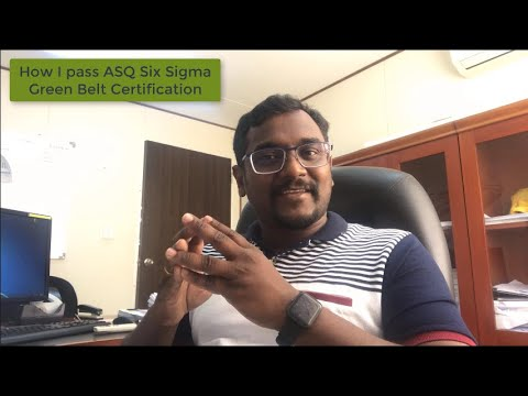 Work-Life Stories-06 || Roadmap To ASQ Six Sigma Green Belt Certification (SSGB)
