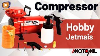 Compressor Hobby Jetmais - Motomil