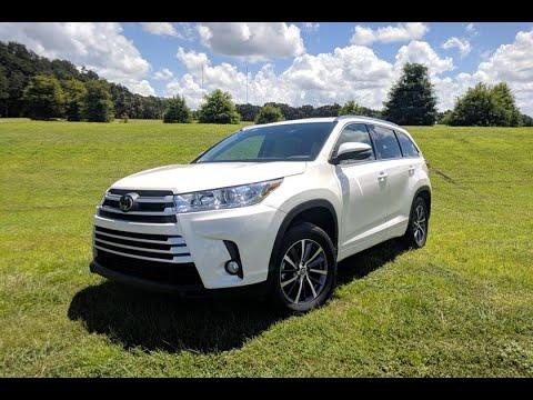2018 Toyota Highlander Review: The Minivan Antidote - YouTube