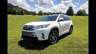 2018 Toyota Highlander Review: The Minivan Antidote