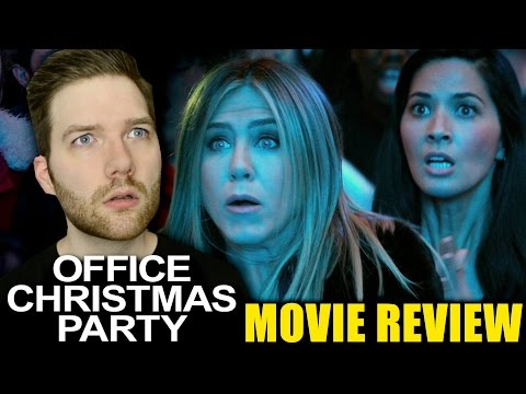 Office Christmas Party – Movie Review
