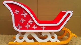 Các mẫu mô hình trang trí Noel đẹp mắt 2015
