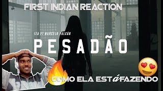 Baixar Indian reacts on Brazilian song | IZA - Pesadão (Participação especial Marcelo Falcão)